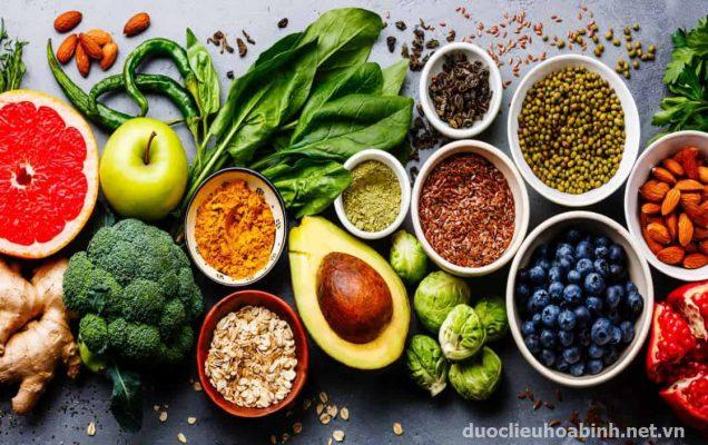 Thực phẩm tốt cho người bệnh tiểu đưởng
