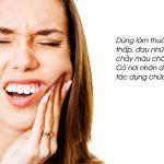 Cà gai leo có hỗ trợ điều trị đau nhức răng không?