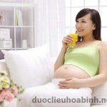 Phụ nữ mang thai có dùng được cây an xoa không?