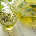 Cách pha trà cỏ ngọt