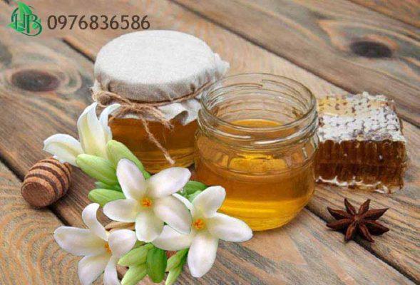 Cách ngâm hoa đu đủ đực với mật ong