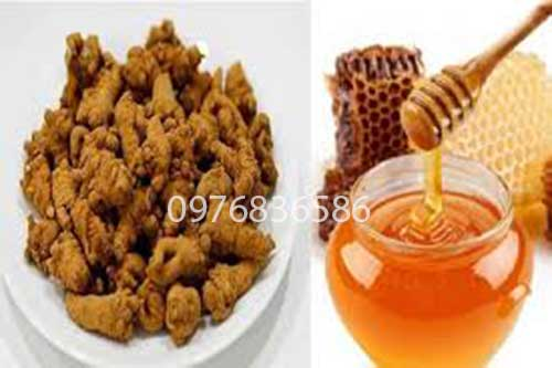 Uống tam thất với mật ong có bị tăng cân không?