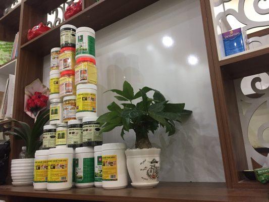 tinh bột nghệ tại thành phố Hồ Chí Minh