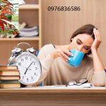 Sử dụng (cây) lá đơn đỏ hỗ trợ điều trị bệnh mất ngủ