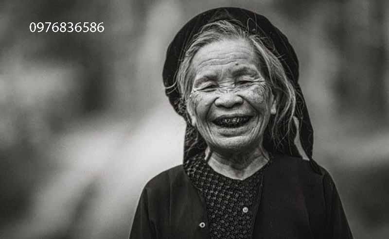 Đối tượng người già