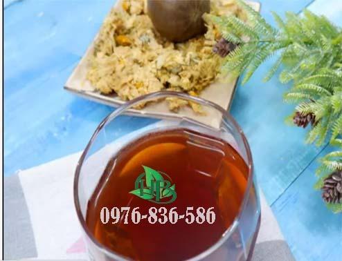 Tác dụng của trà la hán hoa cúc