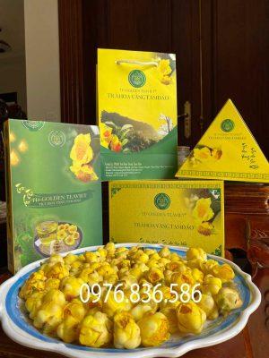 Bán trà hoa vàng tại thành phố Hồ Chí Minh