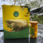 Sản phẩm Trà Hoa vàng Tam Đảo