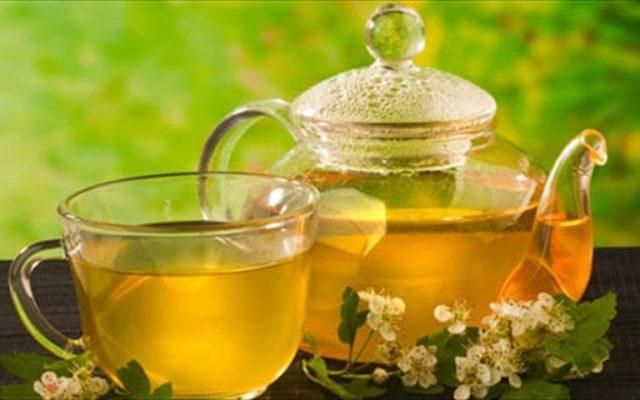Trà hoa hòe, hạt muồng, hoa cúc chữa mất ngủ hiệu quả