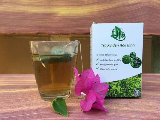 Mua bán trà xạ đen túi lọc tại Hà Nội 2