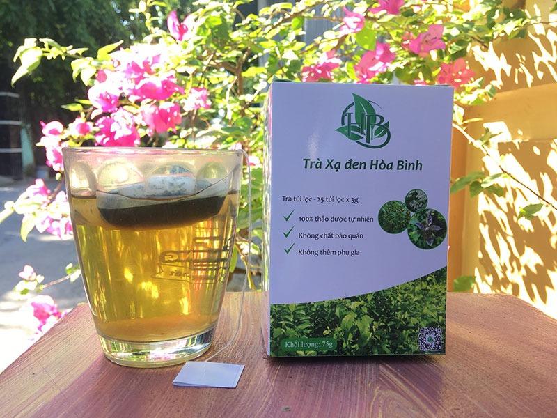 Mua bán trà xạ đen túi lọc tại Hà Nội 3