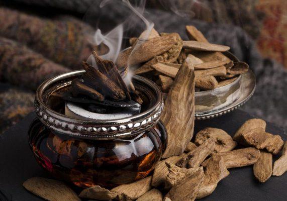 Trầm hương thật không gây dị ứng