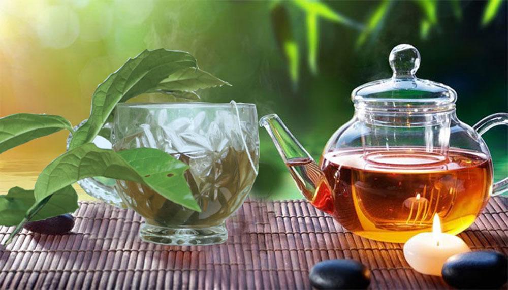 Uống trà xạ đen buổi sáng có tốt không 1