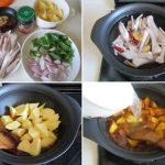 Chân gà nấu súp bổ dưỡng cho mọi lứa tuổi