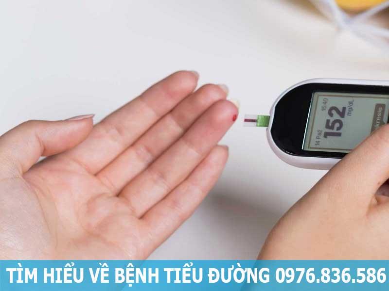 tìm hiểu về bệnh tiểu đường